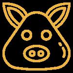 Mad Turkey Farm Pig Icon